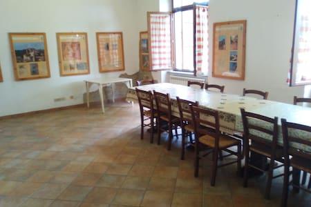 Ostello del Presciano. Casa per gruppi e famiglie - Presciano - Hostel