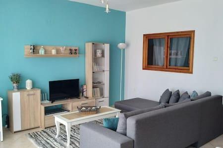 Vasileia' s Brand New House