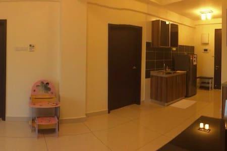 2Bedrooms D'inspire Exec Apt - Johor Bahru - Appartement