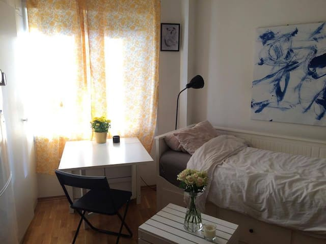 Charming new studio apartment in a nice area - Oslo - Byt