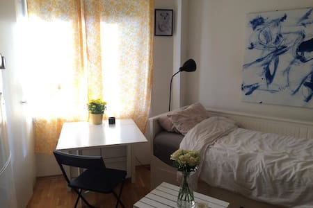 Charming new studio apartment in a nice area - 奥斯陆 - 公寓