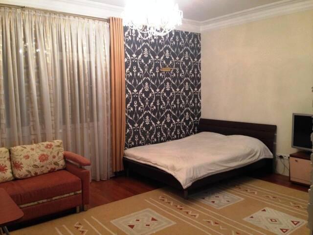 Сдаётся квартира: сутки, в 7мин. от м.Пролетарская - Moskva - Apartment