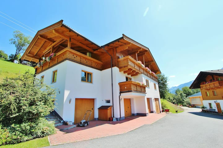 Modern Apartment near Ski Area in Uttendorf