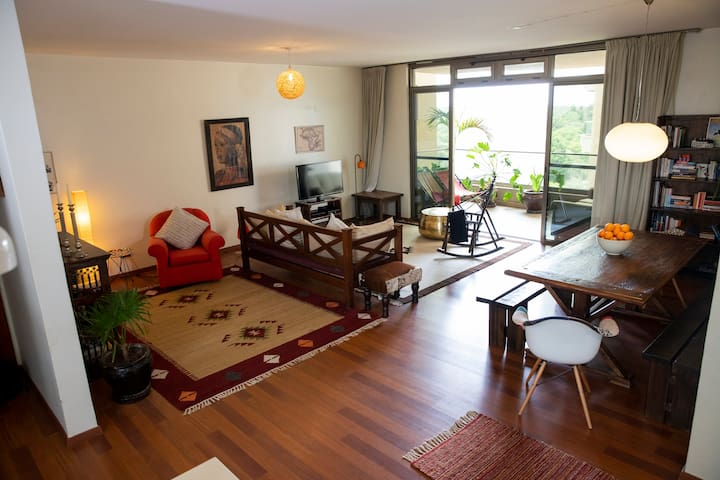 Upmarket executive apartment near U.N Nairobi