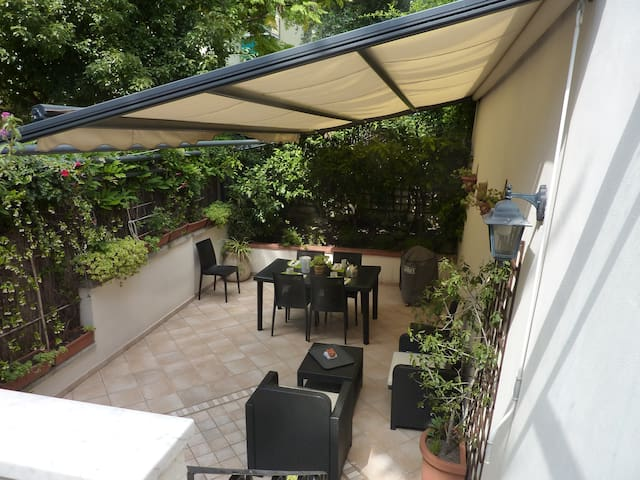 Nice house near park and sea - Genova - Huoneisto