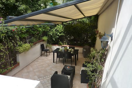 Nice house near park and sea - Genua - Appartement