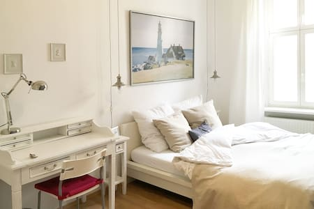 Maritime Room - Alex in 5 Min - Berlin - Appartement