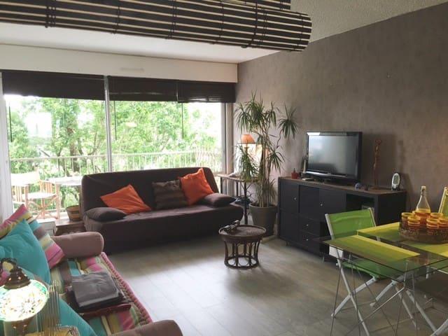 Appartement idéal pour tourisme et détente - Blanquefort - Apto. en complejo residencial