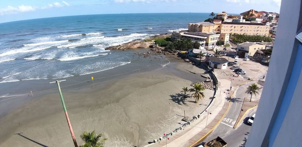 Comodidade e vista Maravilhosa da Praia dos Sonhos