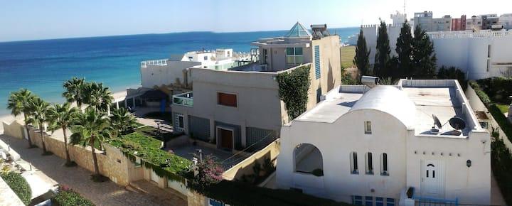 Villa Azaiiza ground floor