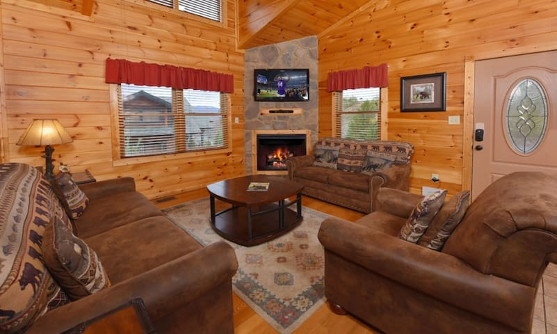 The Best Cabin Ever