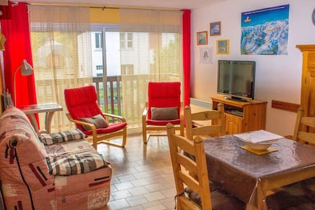 AU COEUR DE VILLAGE TOUT CONFORT - Saint-Lary-Soulan - Appartement