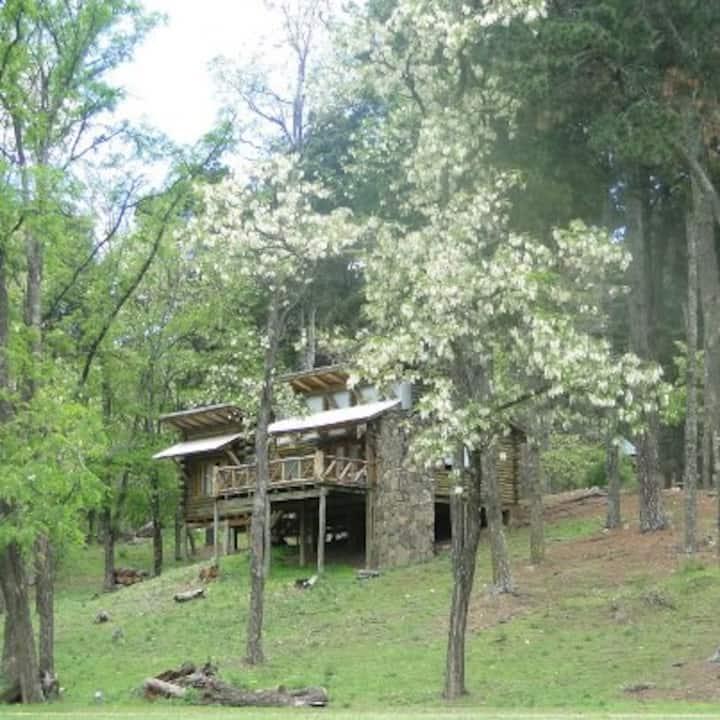 Potrerillo Aldea de Montaña, Cabaña Cardo