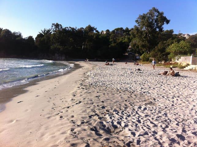T3 neuf à 1 minute de la plage du rupione