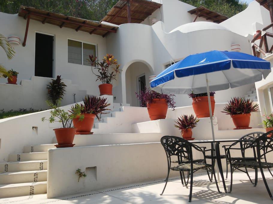 Hotel boutique casa blanca del sol huatulco oax for Boutique hotel oaxaca