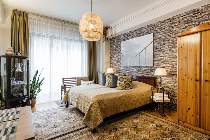 cosy apartment between the BASILICA and the OPERA