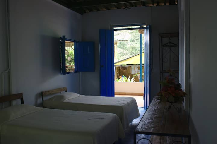 Lovely Coffee room for Nature Lovers Quindío