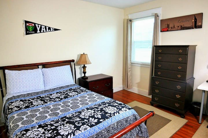 Daily Rental-Med Students-THE I BEE - New Haven - Casa