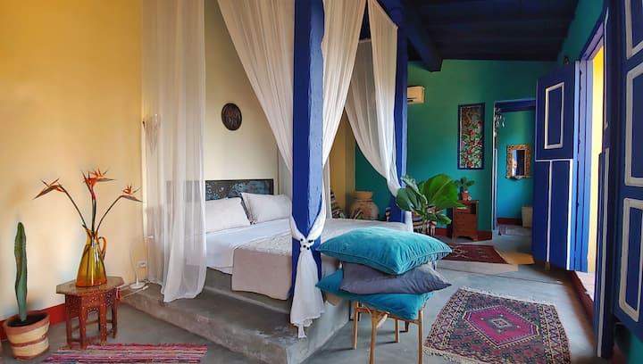 Suite Room Casa Amistad.Amazing View!