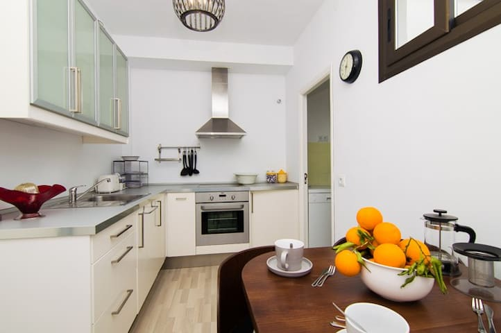 Apartment in   Pollensa, 2minutes  from the centre - Pollença - Wohnung
