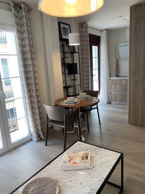 Apartamento céntrico 1A