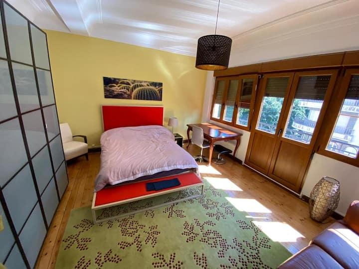 200 m2 de confort chic