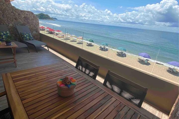SaltLife Beachfront Lux San Pancho 2 Bed/2 Bath
