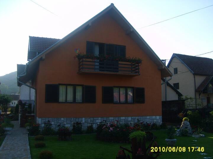 Room with double bed - Slavkovic Branko