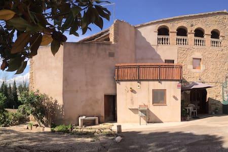 GIRONA - COSTA BRAVA : Casa rural (masia catalana) - Sant Joan de Mollet