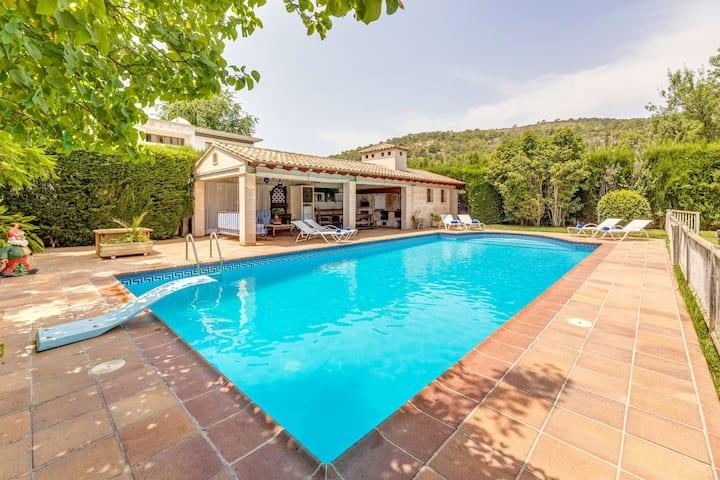Light-flooded house in idyllic location - Casa Tramontana