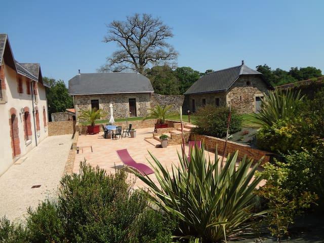 Le Plessis Landry - La Mothe-Achard