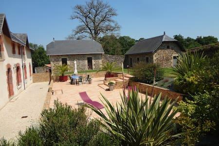 Le Plessis Landry - La Mothe-Achard - Casa