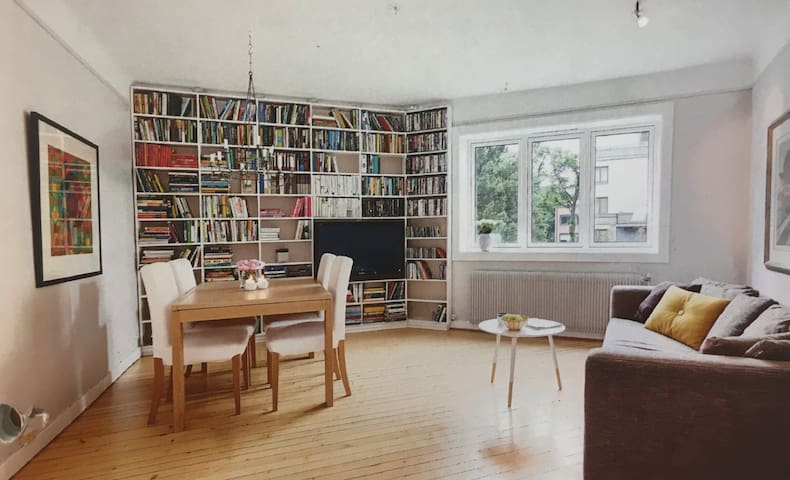 Modern apartment in central Oslo - Oslo - Byt