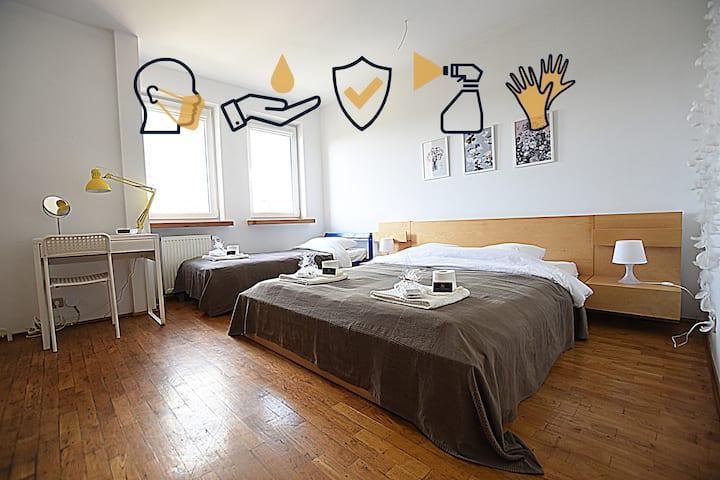 Mhost Bronowice - Room nr 3