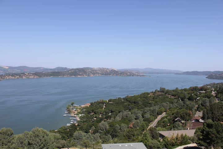Beautiful Lake view House 8254 - Kelseyville - Rivitalo