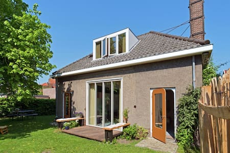 Quaint Holiday Home in Schagen with Garden