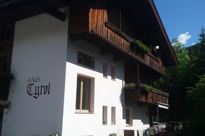 Alpbach, Appartementhaus Tyrol Nr. 3