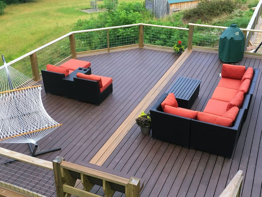 Shared Deck Space