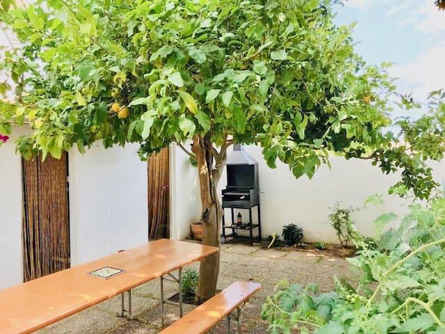 VILLA XALOC FOR 4 PEOPLE, WITH PATIO