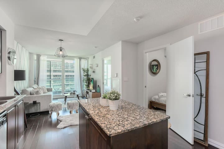 Premier Living in a Downtown Luxury Condo