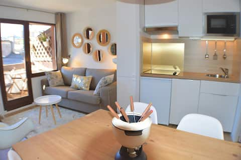 cosy apartment for 6 people