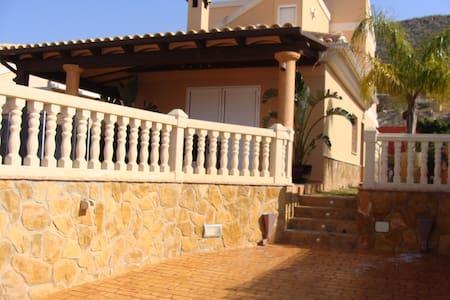 Villa en San Juan de los Terreros - Pulpí - Dağ Evi