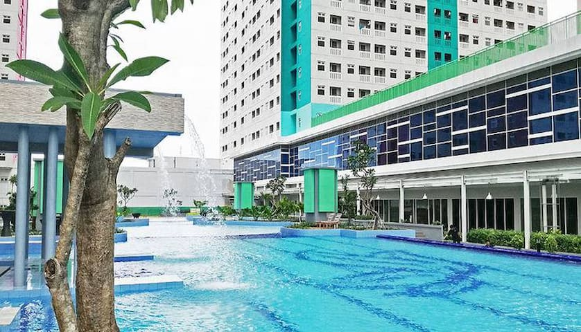One stop staycation in center of Jakarta