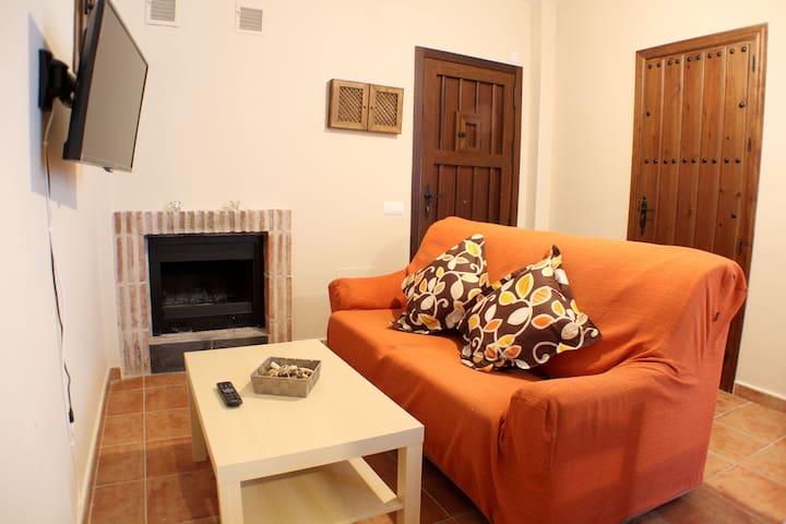 La Molineta de Guaro - Apto. de 2 dormitorios Nº8 - Guaro - Квартира
