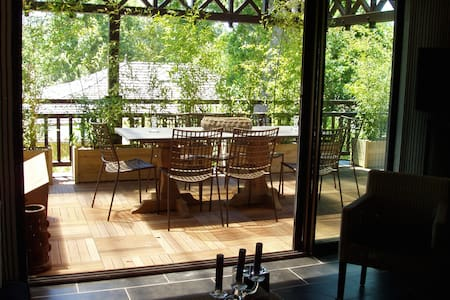 Appartement Bambou, Spa, 200m plages