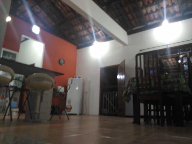 Um cantinho na natureza / Close to nature - Manaus - Dom