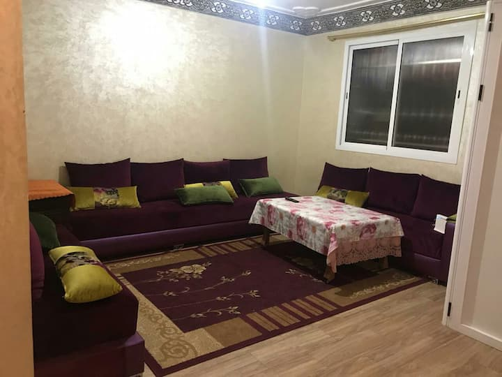 very calm clean flat with a good price