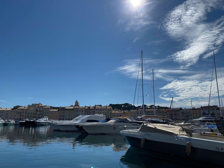 Do you do you St Tropez: studio dans le village