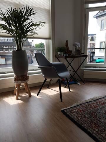 Comfortable Light Apartment in Bussum