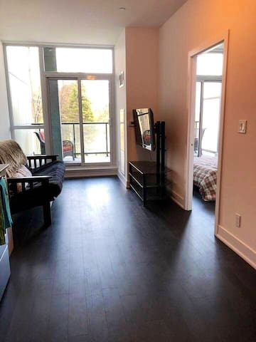 Spacious Annex Condo w/ Enormous Balcony (ROOM 1)